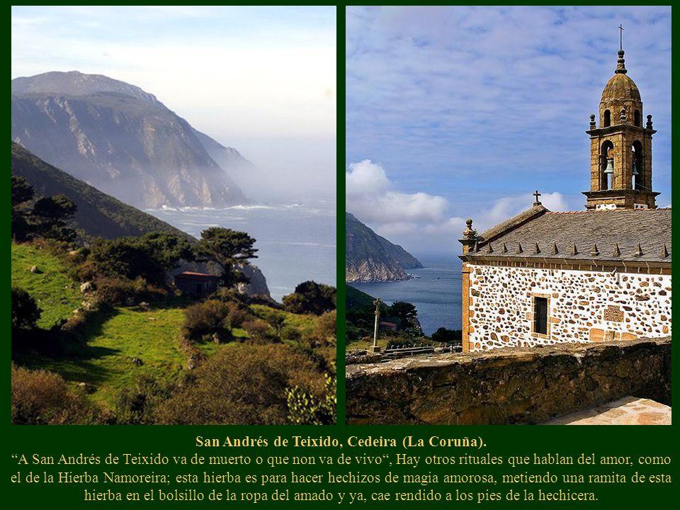 San Andrés de Teixido, Cedeira (La Coruña)