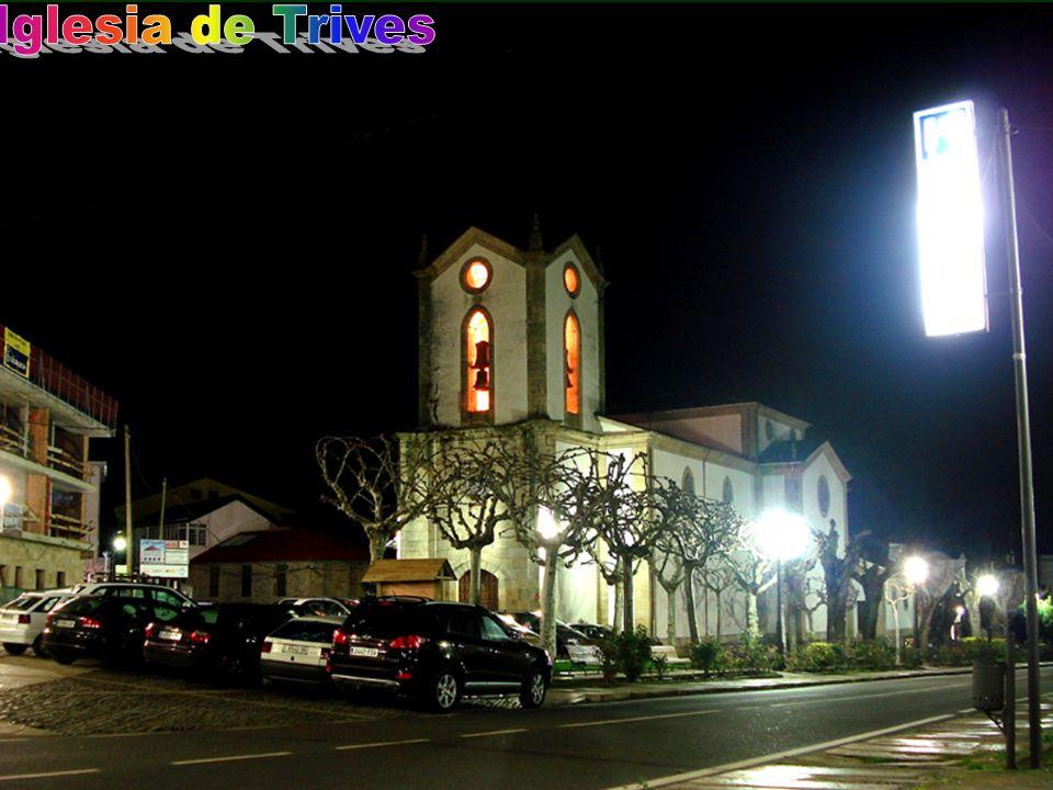 Iglesia de Trives