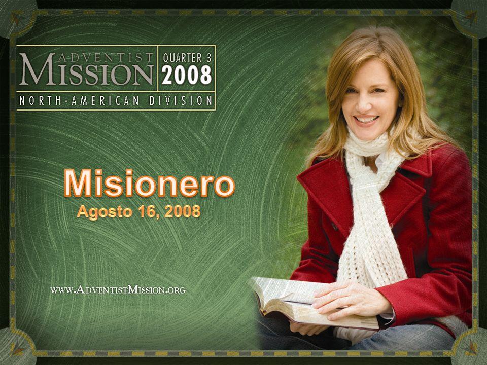 Misionero Agosto 16, 2008