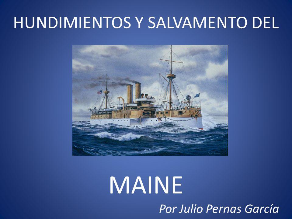 HUNDIMIENTOS Y SALVAMENTO DEL