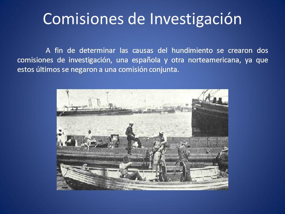 Comisiones de Investigación