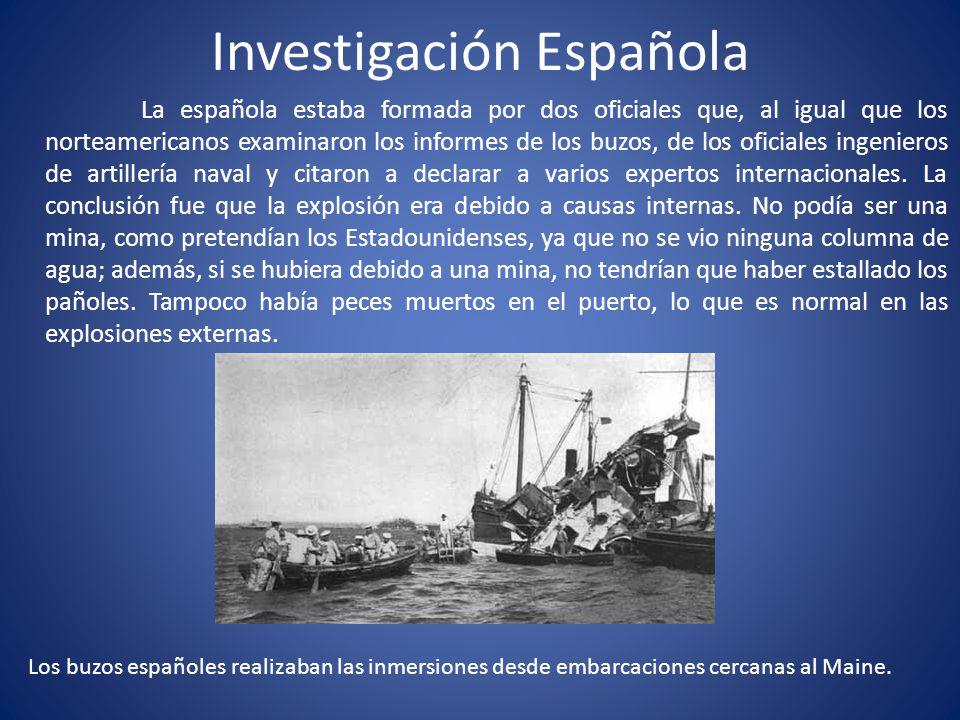 Investigación Española