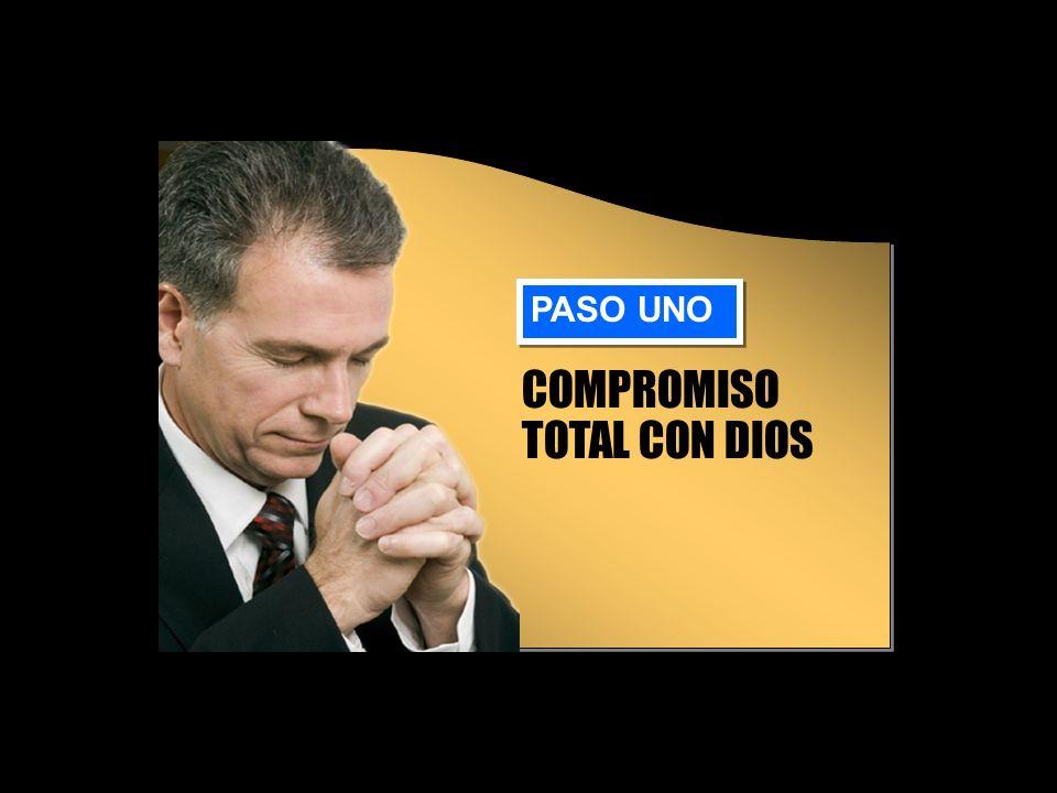 COMPROMISO TOTAL CON DIOS