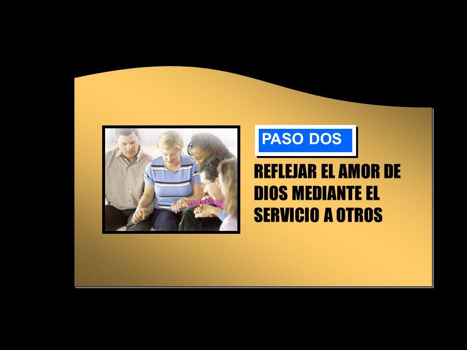 REFLEJAR EL AMOR DE DIOS MEDIANTE EL SERVICIO A OTROS