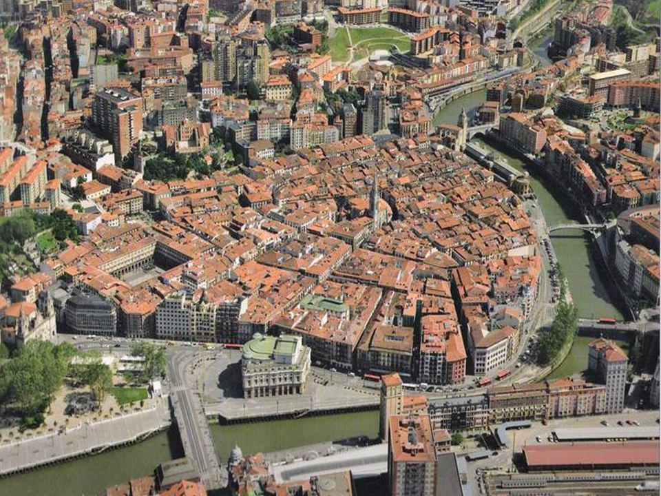 Bilbao. Casco Viejo.