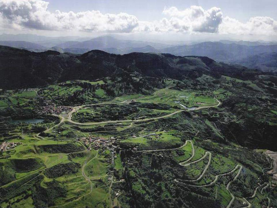 La Arboleda ( Valle de Trápaga ).