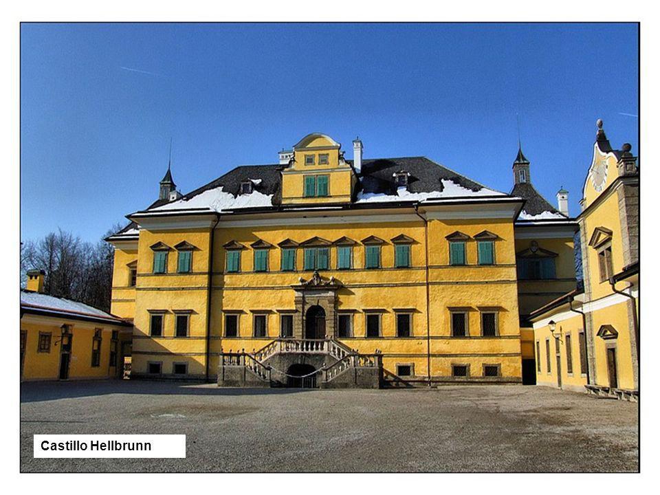 Castillo Hellbrunn