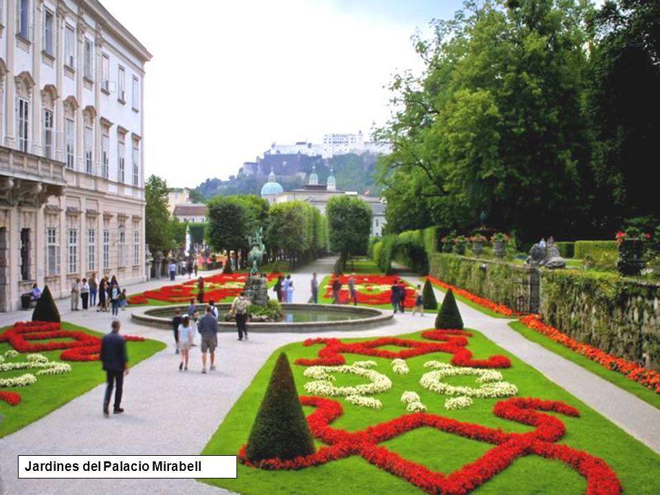 Jardines del Palacio Mirabell