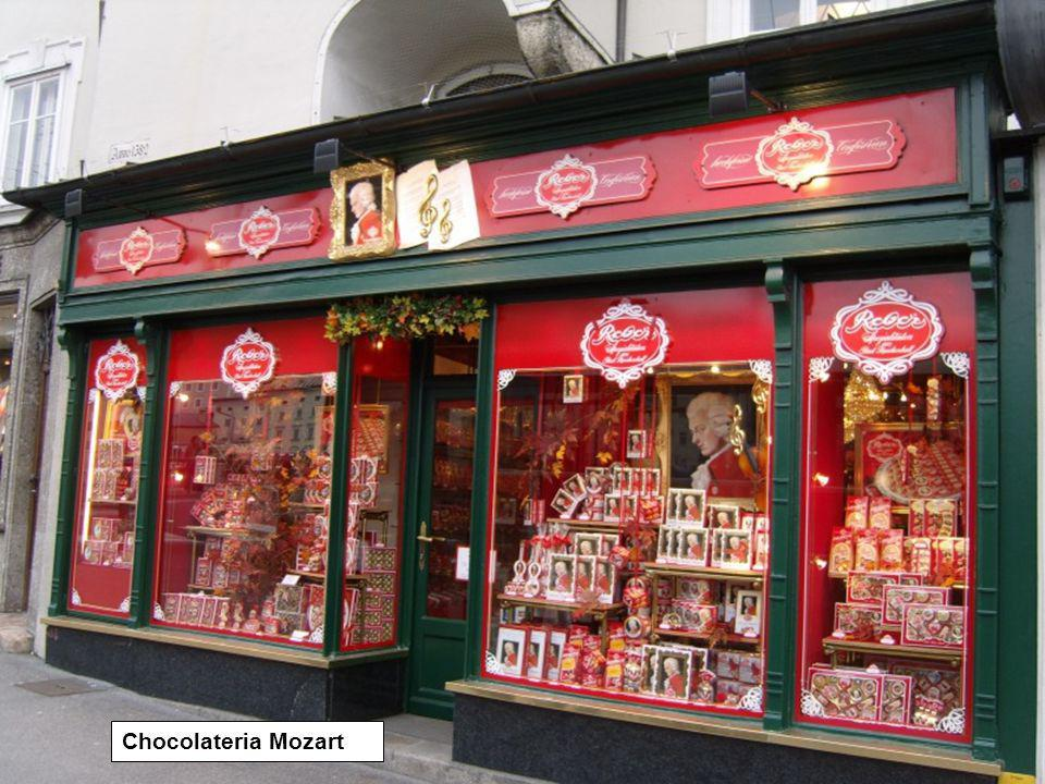 Chocolateria Mozart
