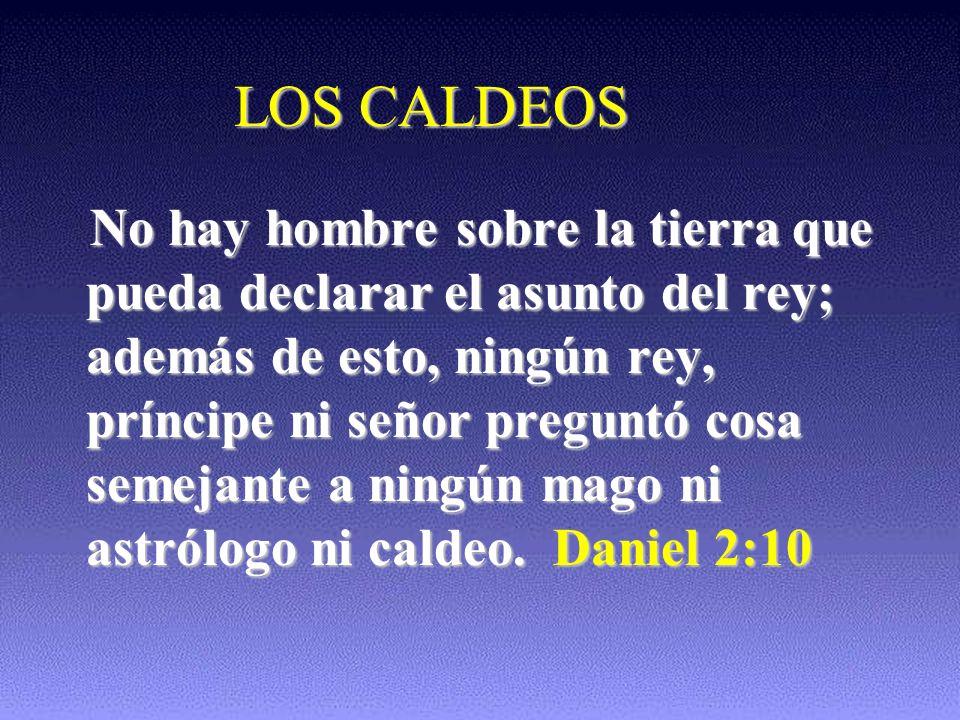 LOS CALDEOS