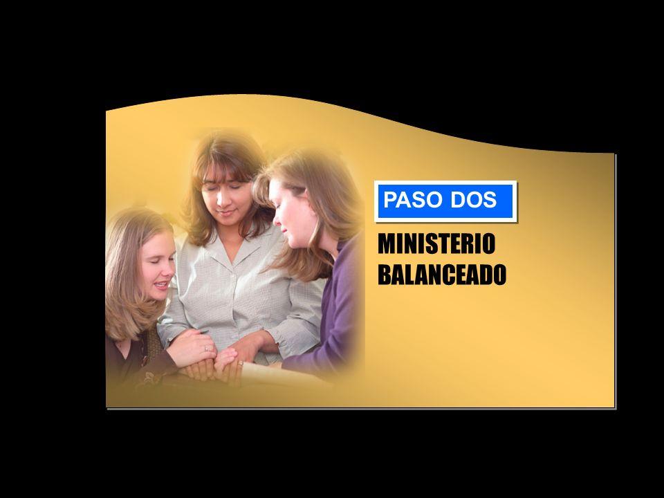 MINISTERIO BALANCEADO