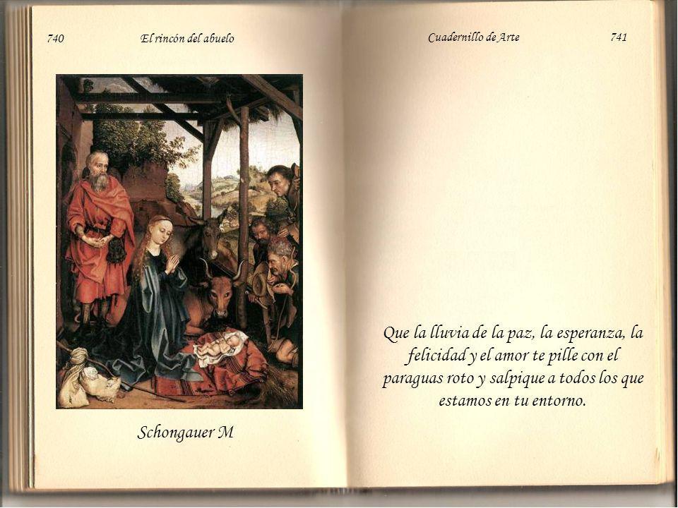 740 El rincón del abuelo Cuadernillo de Arte 741.