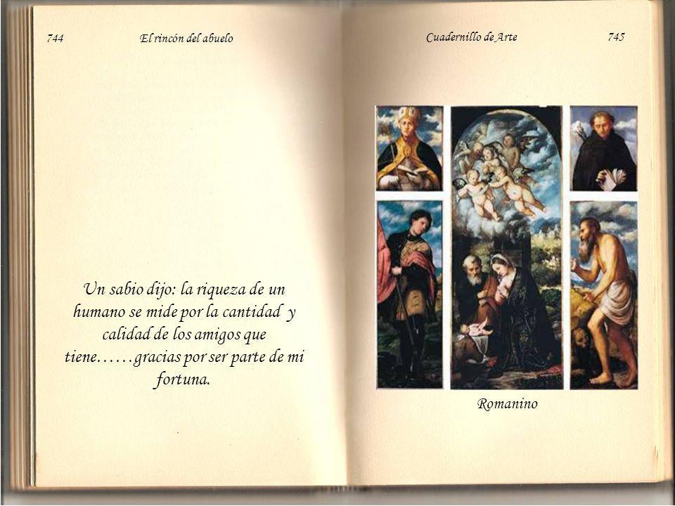 744 El rincón del abuelo Cuadernillo de Arte 745.