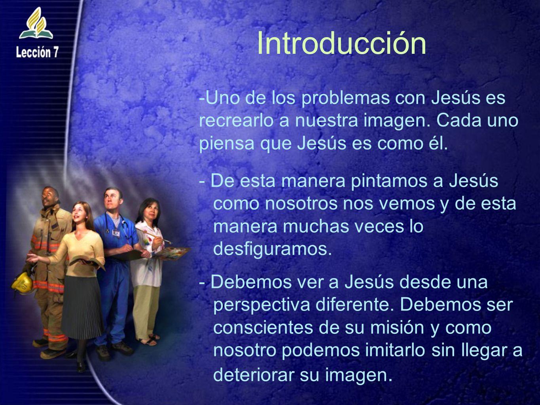 Introducción Uno de los problemas con Jesús es