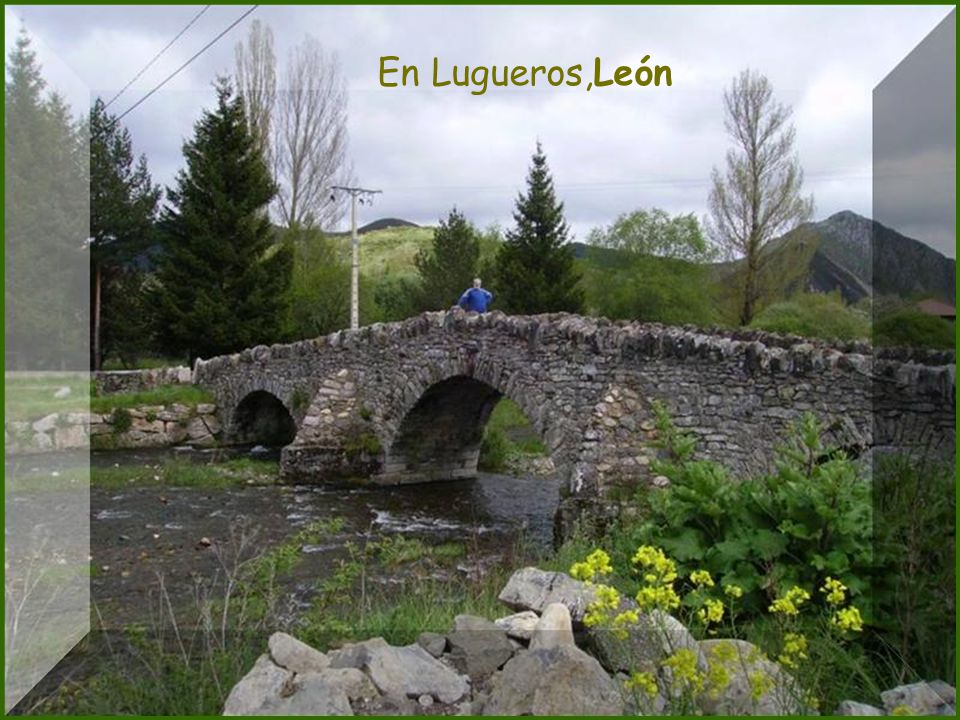 En Lugueros,León