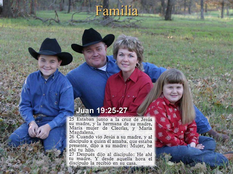 Familia Juan 19:25-27