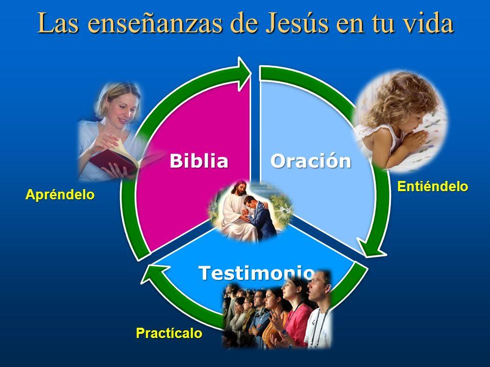 Las enseñanzas de Jesús en tu vida