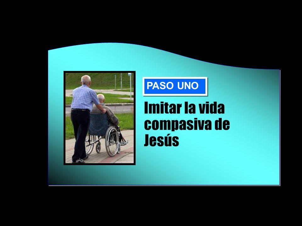 Imitar la vida compasiva de Jesús