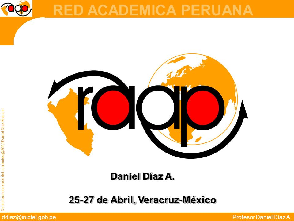 25-27 de Abril, Veracruz-México