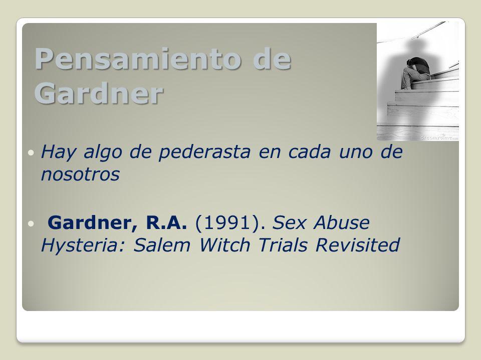 Pensamiento de Gardner