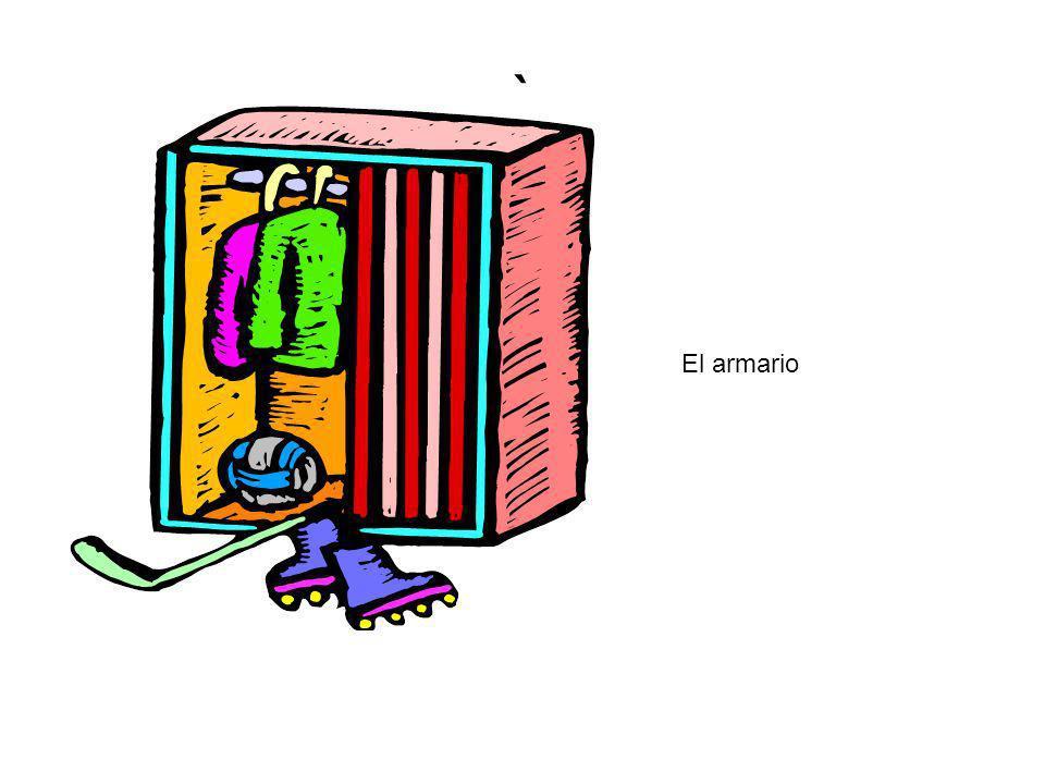 ` El armario