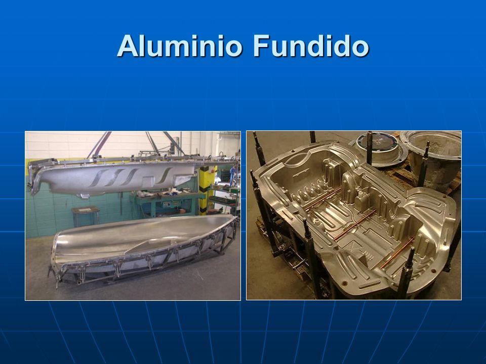 Aluminio Fundido