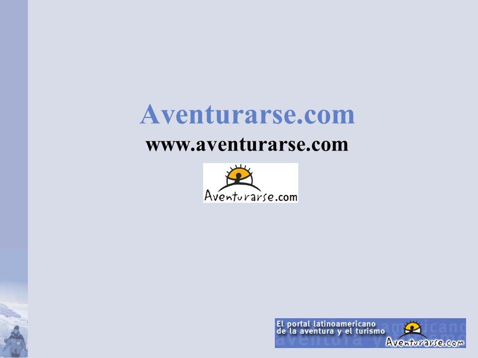 Aventurarse.com www.aventurarse.com