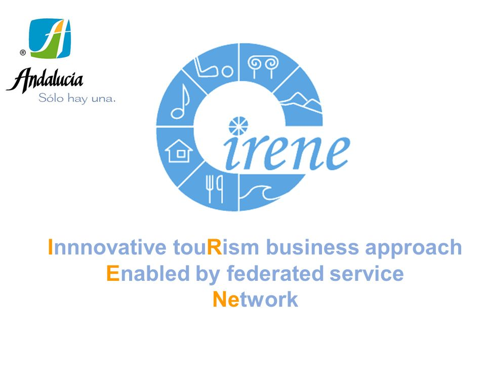 Innnovative touRism business approach Enabled by federated service Network