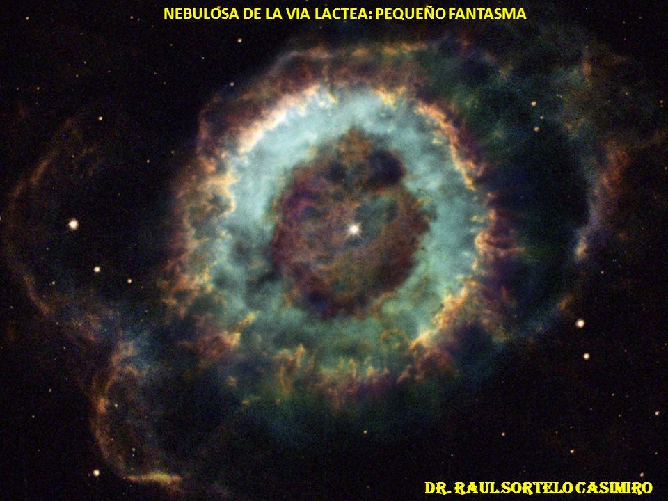 NEBULOSA DE LA VIA LACTEA: PEQUEÑO FANTASMA