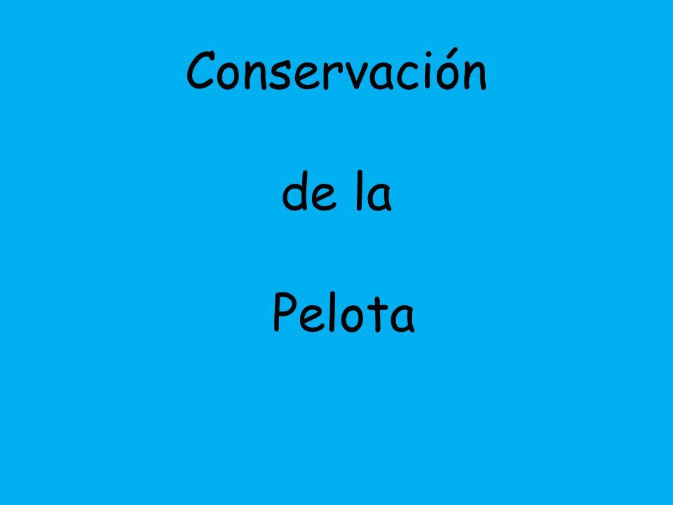Conservación de la Pelota