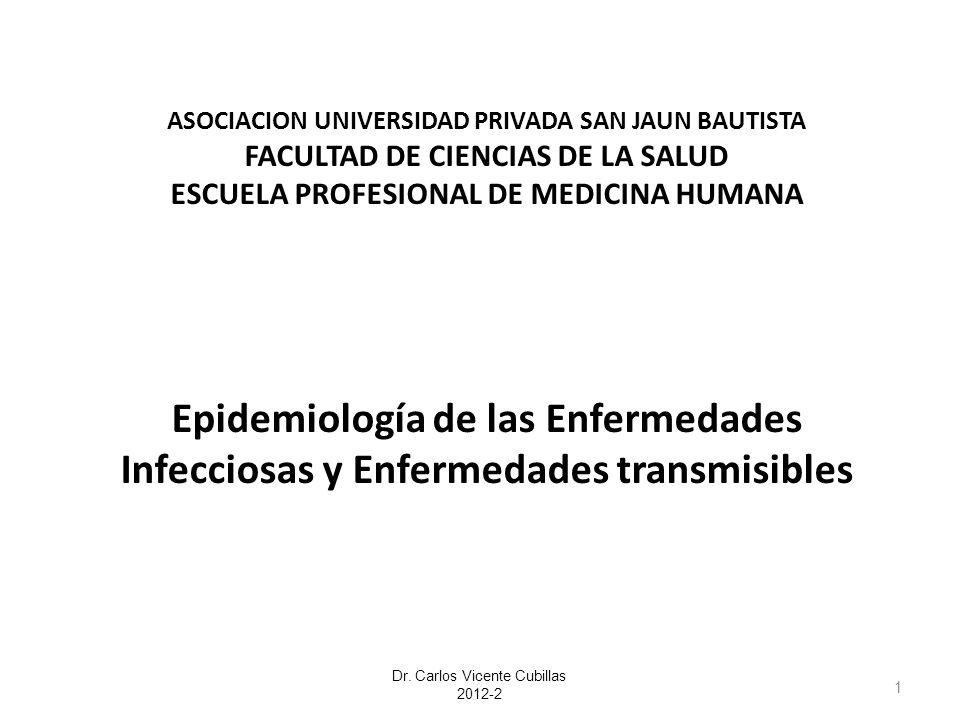 Dr. Carlos Vicente Cubillas