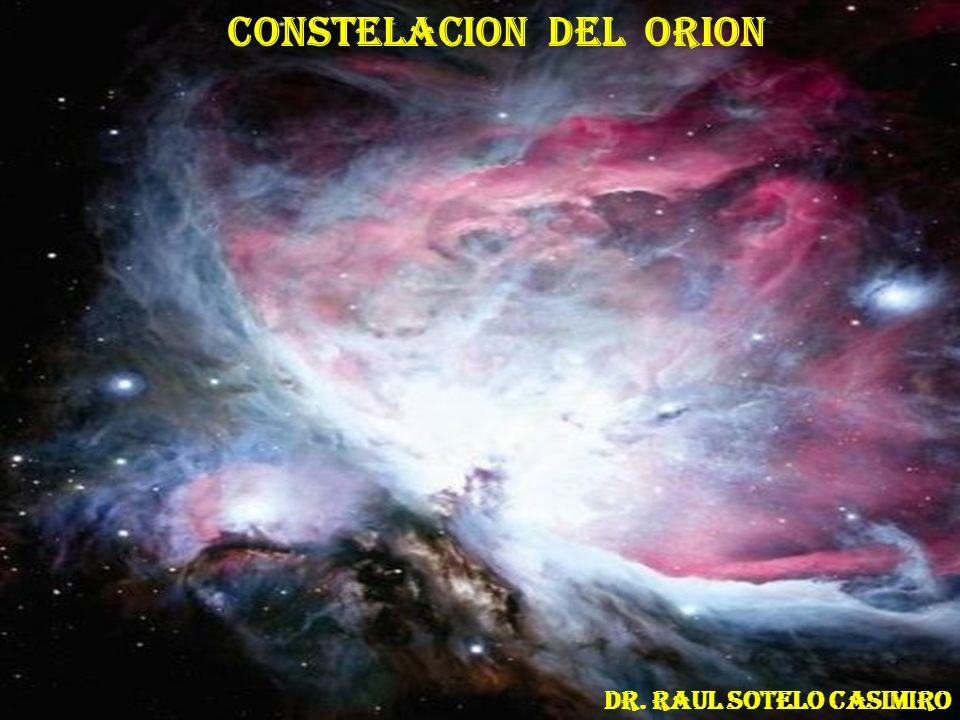 CONSTELACION DEL ORION