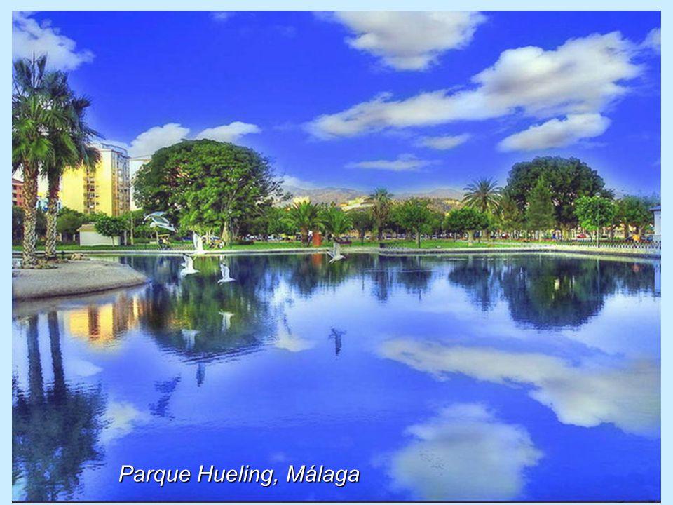 Parque Hueling, Málaga