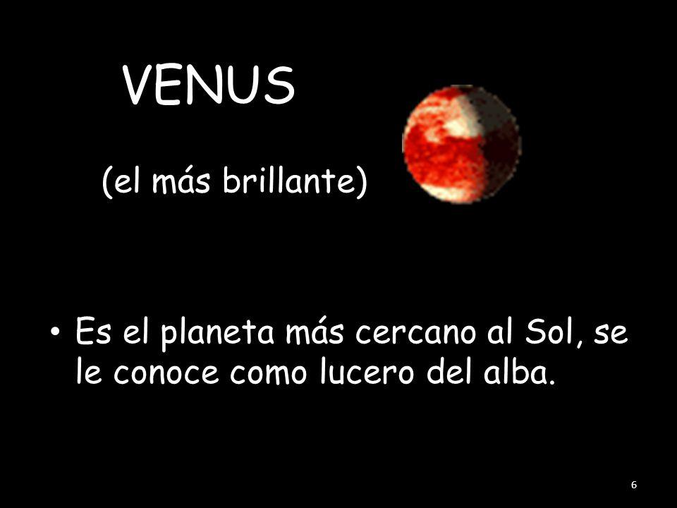VENUS (el más brillante)