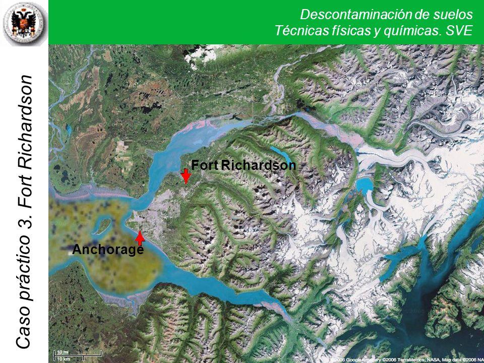 3. Fort Richardson 3. Fort Richardson Fort Richardson Anchorage
