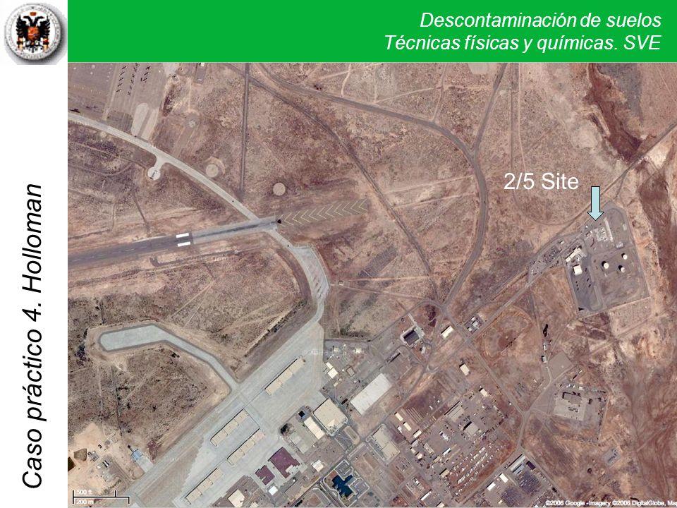 4. Holloman 2/5 Site Origen de la contaminación.
