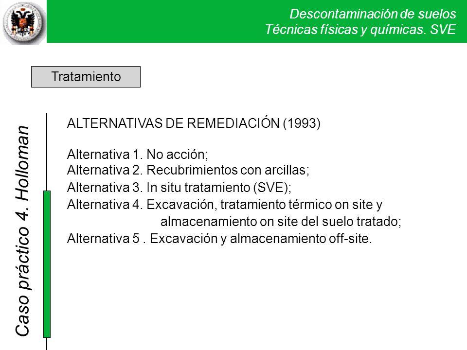 4. Holloman Tratamiento ALTERNATIVAS DE REMEDIACIÓN (1993)