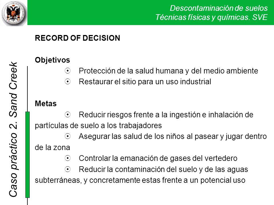 8 Protección de la salud humana y del medio ambiente