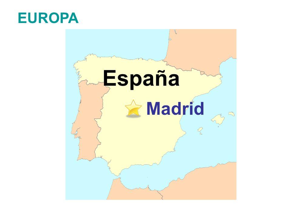 EUROPA España Madrid