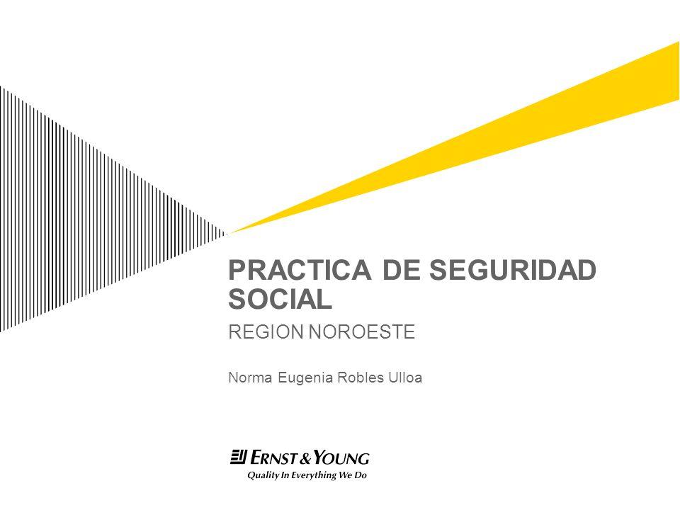 PRACTICA DE SEGURIDAD SOCIAL