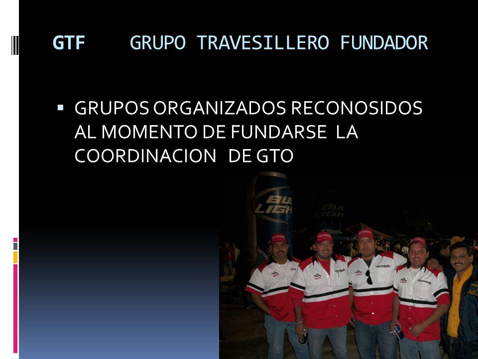 GTF GRUPO TRAVESILLERO FUNDADOR