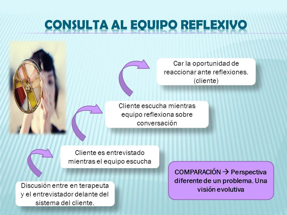 CONSULTA AL EQUIPO REFLEXIVO