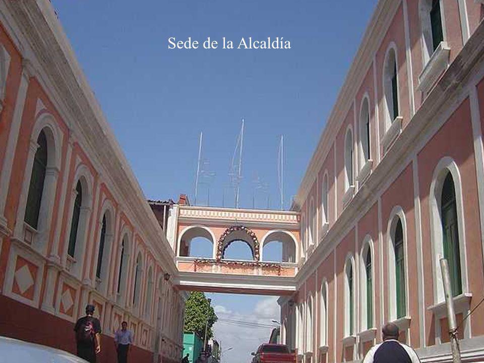 Sede de la Alcaldía