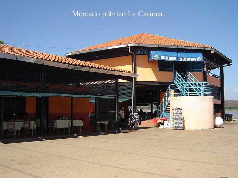 Mercado público La Carioca.