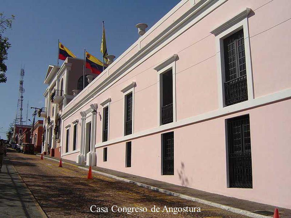 Casa Congreso de Angostura