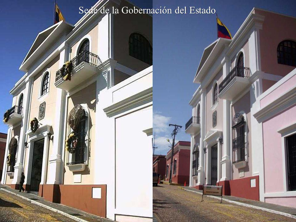 Sede de la Gobernación del Estado