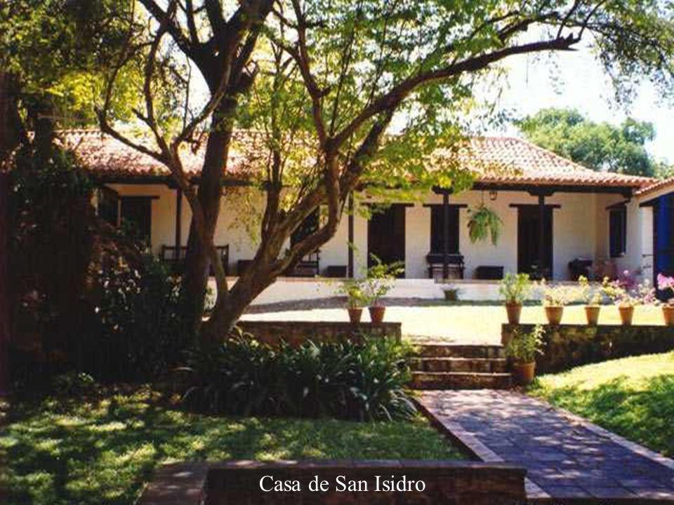 Casa de San Isidro