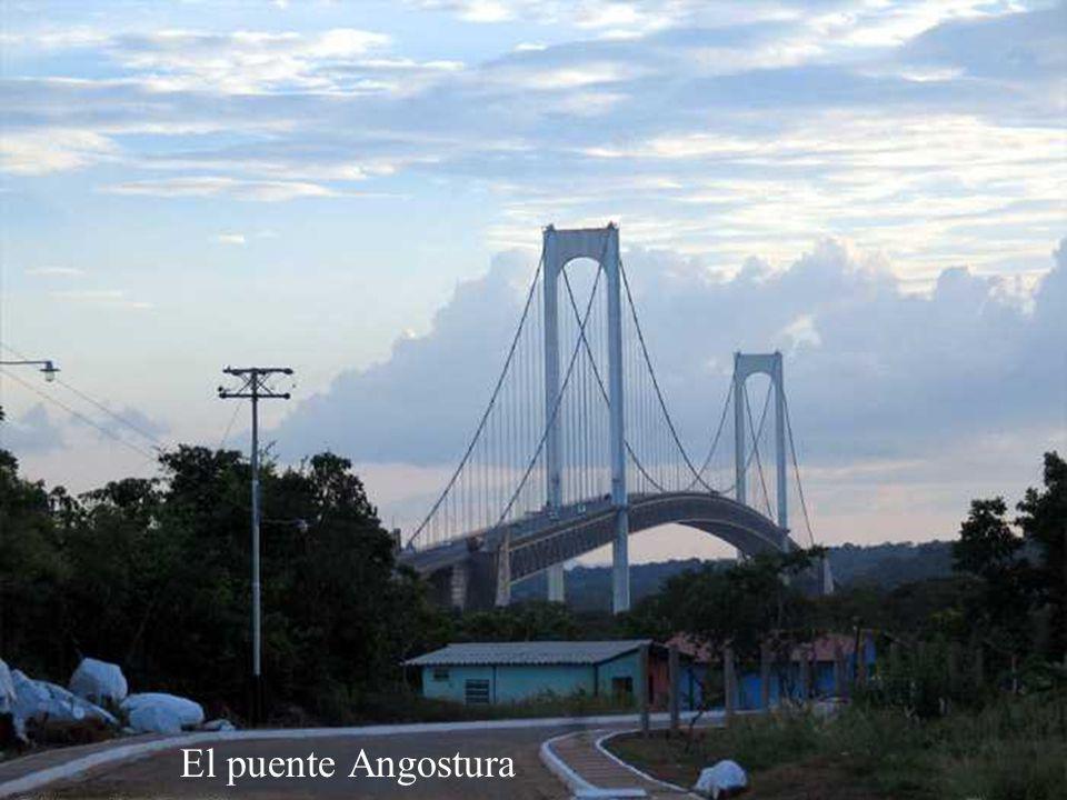 El puente Angostura