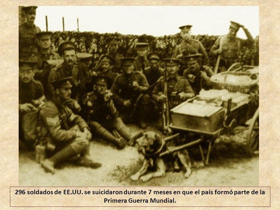 296 soldados de EE.UU.