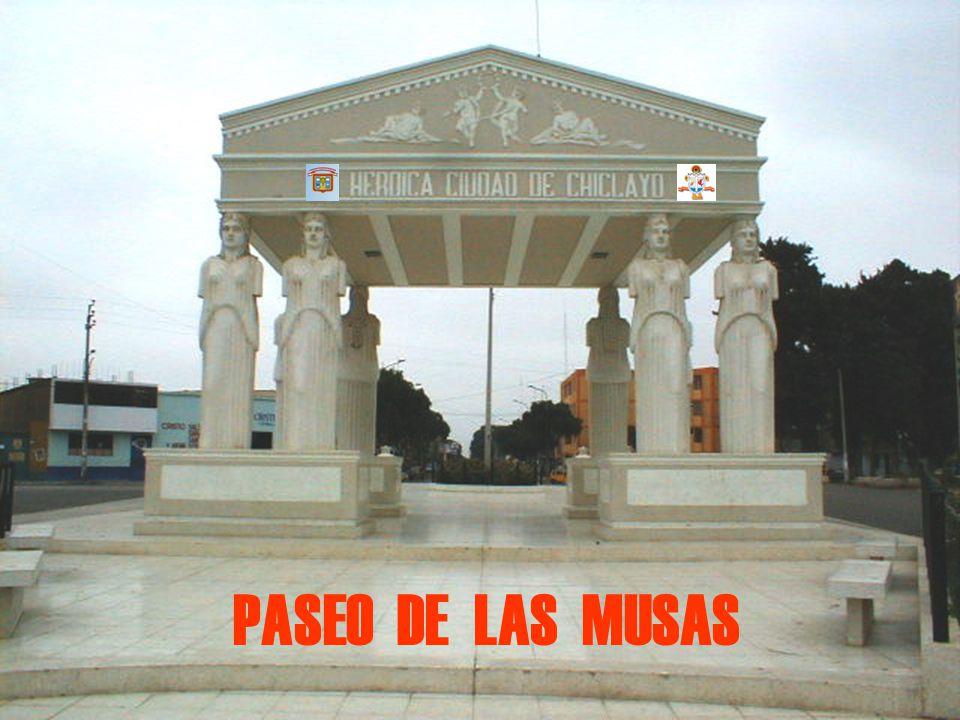 PASEO DE LAS MUSAS